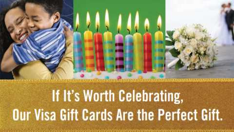 Read more about Visa Gift Cards from Beth1st FCU