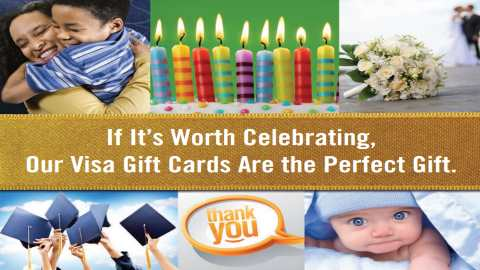 Gift Cards from Beth1st FCU
