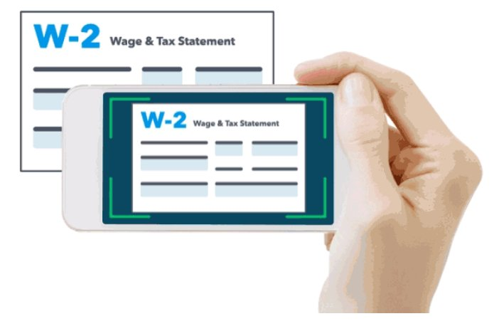 Snap a photo of your W-2, or import it into TurboTax from over 1 million companies. Either way, you'll save time and get a jump start on your tax return.